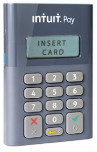 Intuit Pay Card Machine