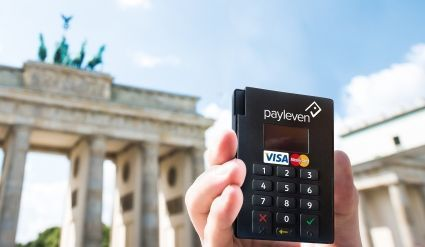 Payleven Credit Card Reader