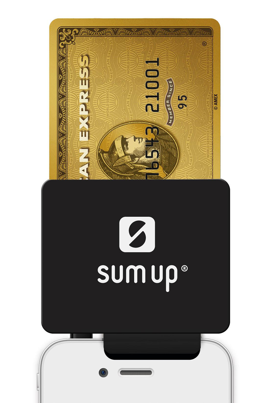 SumUp Card Reader American Express