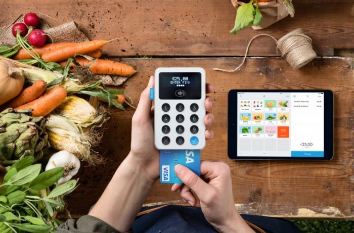 iZettle_Farmers_market_Reader_Visa