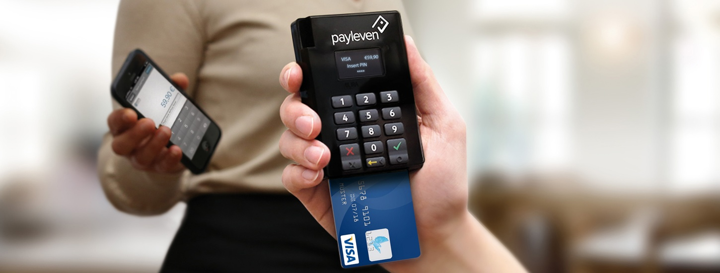 Credit card payments on Android