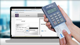 Intuit Pay Card Reader and Web Portal