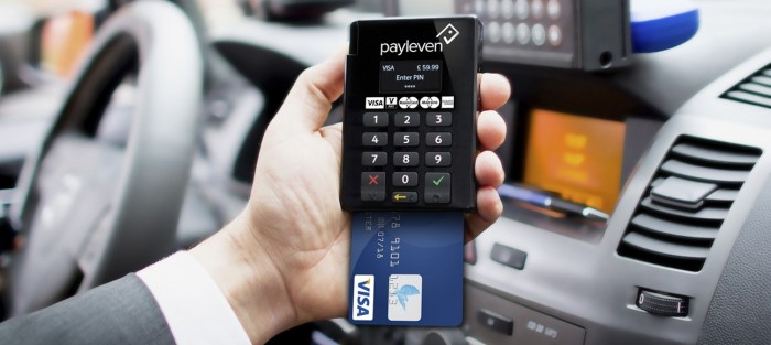 Payleven Card Machine
