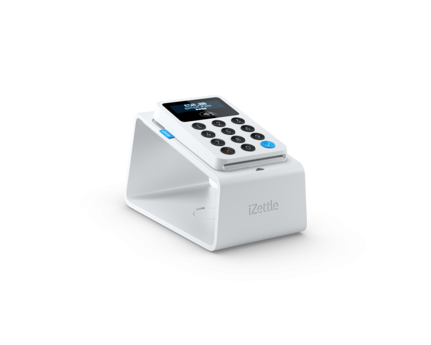 iZettle Card Reader and Dock